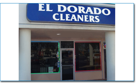 El Dorado Cleaners ~ Outlet Store